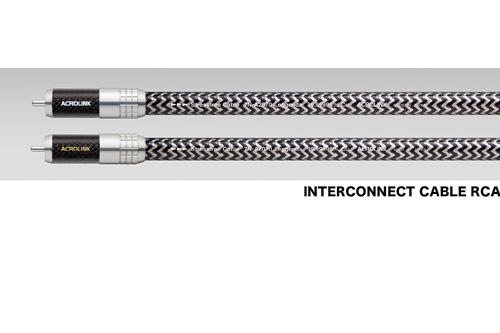 【新製品】ACROLINK(アクロリンク)7N-A2070 Leggenda-RCA(長さ1.0m×2)ラインケーブル