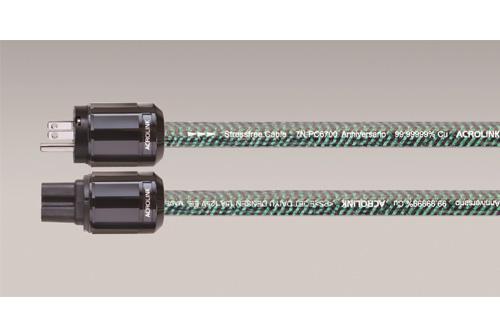 【新製品】電源パワーケーブルACROLINK(アクロリンク)7N-PC6700 AnniversarioPCB(長さ1.5m)株式会社アクロジャパン
