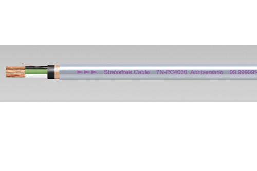 【新製品】パワーケーブルACROLINK(アクロリンク)7N-PC4030 Anniversario CB(長さ1m×1本)株式会社アクロジャパン切り売り