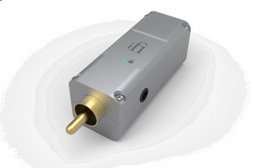 【新製品】英国iFi-Audio社 iFI-Audio(アイファイ・オーディオ)iPurifier SPDIFIFIAudio 同軸デジタルケーブルのノイズアイソレーター