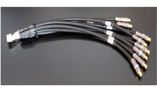 M&M DESIGN(エムアンドエム デザイン)ハイエンドハーネスMR-1700(三菱電機製 DIATONE SOUND.NAVI用)