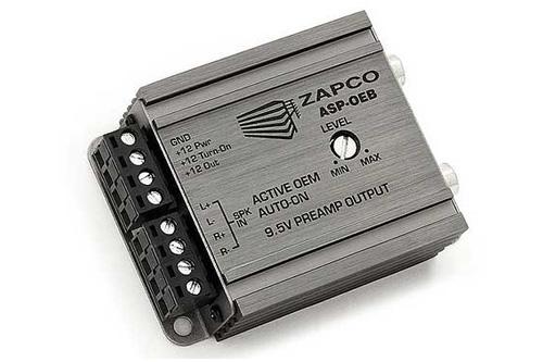 ZAPCO(ザプコ)ASP-OEB車載用アクティブハイローコンバーター