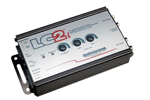 AUDIO CONTROL(オーディオコントロール)LC2i2chライン出力コンバーター