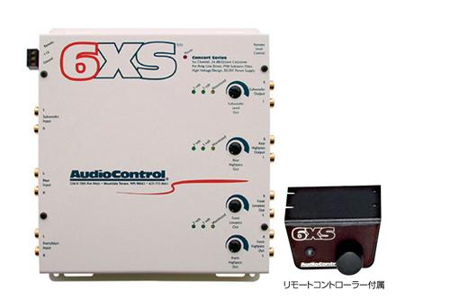 AUDIO CONTROL(オーディオコントロール)6XS.W3way6chクロスオーバー