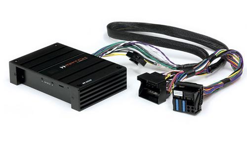 (正規品) <車載用>MATCH PP-41DSP VW-RHD 4chアンプ内蔵4chプロセッサー for Volks Wagen