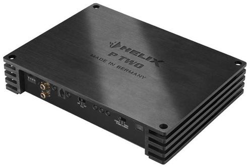 【送料無料】新次元のハイレゾリューションパワーアンプの登場 車載用6chパワーアンプ 【新製品】HELiX ヘリックスHELIX P-TWO 2chパワーアンプ 車載用6chパワーアンプ