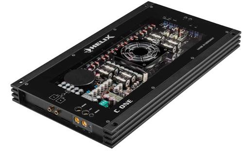 【新製品】HELiX ヘリックスC-ONE 525W×1ch車載用1chパワーアンプ