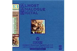高音質《DIRECT MASTER TAPE CUT 1:1》ルイ・アーム・ストロング(ADD-157)別配達、日時指定、代引きへ変更の場合は別途\700円費用がかかります。