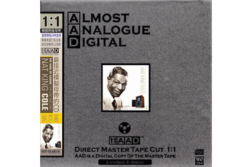 【新製品】ABC Records(エービーシーレコード)AADシリーズAAD-068ナット・キング・コール