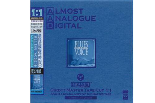 【新製品】ABC Records(エービーシーレコード)AADシリーズAAD-214BLUES VOICE