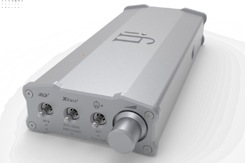 【新製品】英国iFi-Audio社 iFI-Audio(アイファイ・オーディオ)micro iTube2超小型真空管プリアンプ兼バッファーアンプ