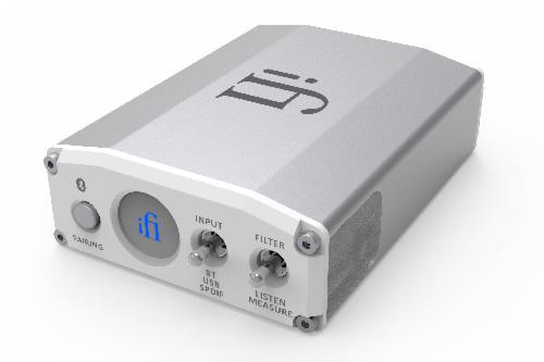 【新製品】英国iFi-Audio社 iFI-Audio(アイファイ・オーディオ)アクティブ・ノイズ・キャンセレーションnano iOne (MQA対応版)ナノ・アイワン