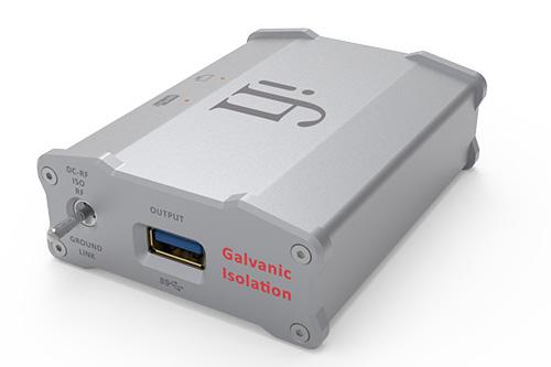 【新製品】英国iFi-Audio社 iFI-Audio(アイファイ・オーディオ)iFi-Audio nano iGalvanic3.0USB3.0対応アイソレーター