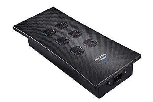 FURUTECH (フルテック)e-TP809 NCF フラッグシップ 電源タップ (6口)
