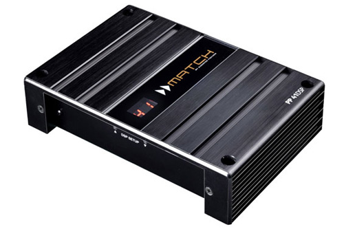 送料無料 PP-41 DSPシグナルプロセッサー タイムセール MATCH 正規品 UNIVERSAL 4chDSP内蔵4chパワーアンプ for PP-41DSP SALE開催中 車載用