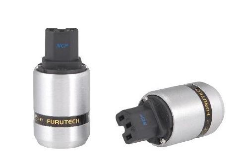 【新製品】FURUTECH (フルテック)FI-46NCF(G)ロジウムメッキ仕様 電源プラグ