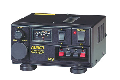 ALINCO(アルインコ)DM-310MVMax 10A 安定化電源器