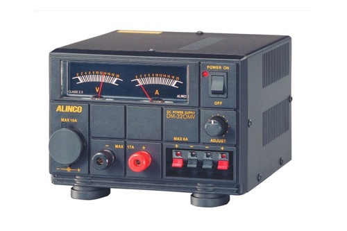 ALINCO(アルインコ)DM-320MVMax 17A 安定化電源器(AC100V-DC12V)