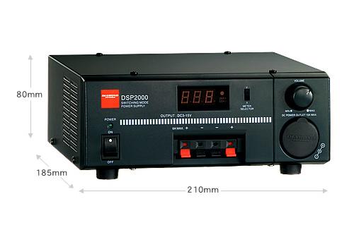 <送料無料>第一電波工業株式会社DSP2000スイッチングモード直流安定化電源