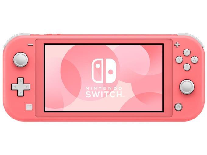 新品  任天堂 ゲーム機本体 Nintendo Switch Lite [コーラル]