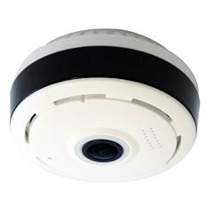 全方位HD画質ワイヤレスWiFiカメラ VR360 リング 防犯カメラ 監視カメラ 魚眼 赤外線 暗視 スマホ iPhone 遠隔監視 音声 双方向 SDカード 録画式