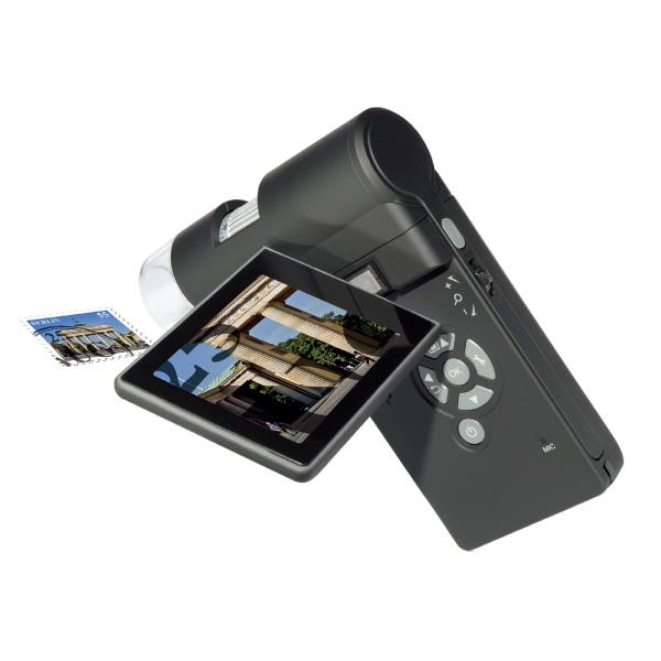 ハンディー型マイクロスコープ ハンディーマイクロン4 デジタル顕微鏡