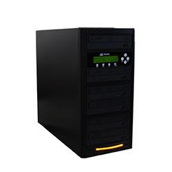VP写楽 CD/DVDデュプリケーター 1:5HDDレスモデル VP-5S-DN コムワークス