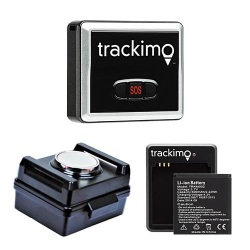 リアルタイムGPS発信機 トラッキモ TRKM010 オールセット Trackimo UNIVERSAL TRACKER GPS トラッカー 小型 追跡 探偵 浮気調査 介護 徘徊 盗難防止 安否確認 誘拐 連れ去り ストーカー 対策