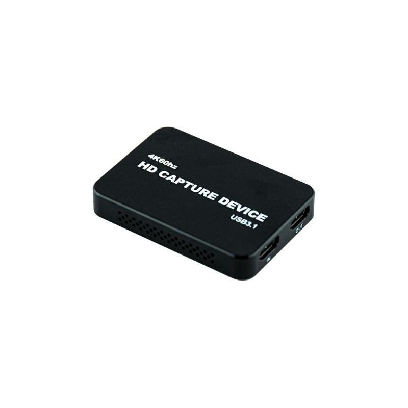 ビデオキャプチャー ゲームや生配信に対応したライブストリーミングユニット 4K画質 HDMIスルー対応TSMLIVE-4KPRO STREAM MASTER PRO TEC