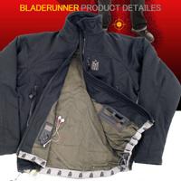 防刃ジャケット ブレードランナー ケブラージャケット