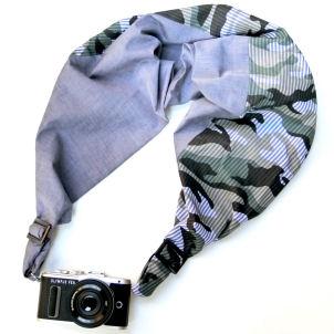 Sakura Camera Sling L コットン 多機能 一眼レフ ブランド買うならブランドオフ 重さ軽減 サクラカメラスリング デザイン性 人気の定番 カメラストラップ 収納性抜群 Lタイプ