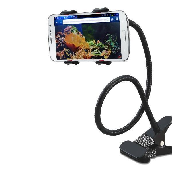 スマホ 日時指定 お値打ち価格で タブレット対応ホルダースタンドテレワーク Lazos スマートフォン用クリップスタンド G-SCS 宅配便配送