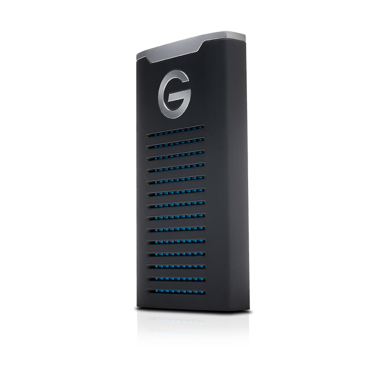 《在庫あり》G-Technology G-DRIVE mobile SSD R-Series drive 2TB [0G06054]