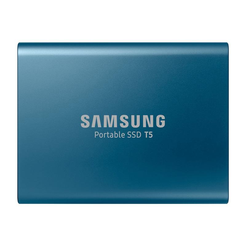 《在庫あり》Samsung Portable SSD T5 500GB [MU-PA500B/IT]【アウトレット】