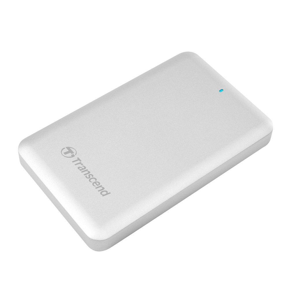 《在庫あり》Transcend StoreJet 500 Thunderbolt&USB3.0 ポータブルSSD 512GB [TS512GSJM500]