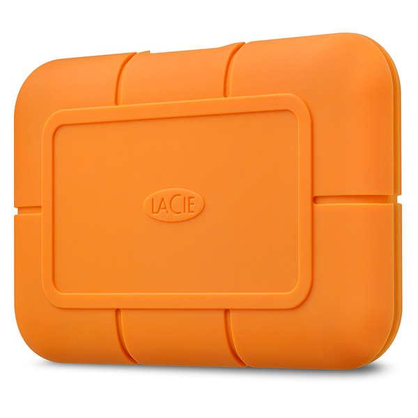 《在庫あり》LACIE(ラシー)Rugged SSD 500GB [STHR500800]