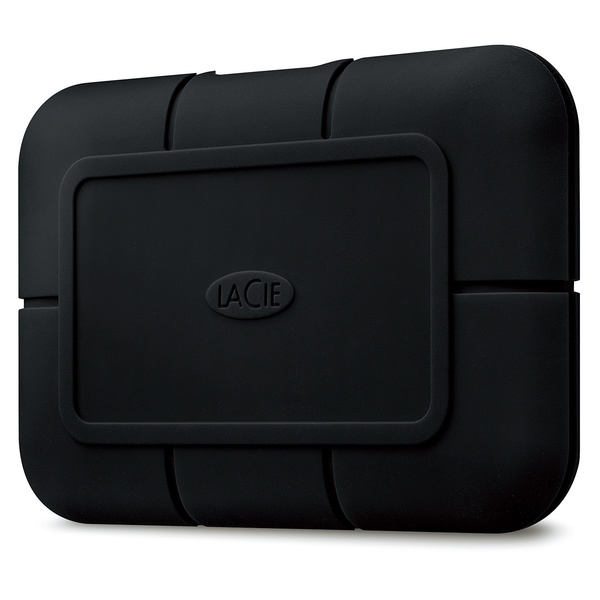 《在庫あり》Lacie(ラシー) Rugged SSD Pro 1TB [STHZ1000800]【】