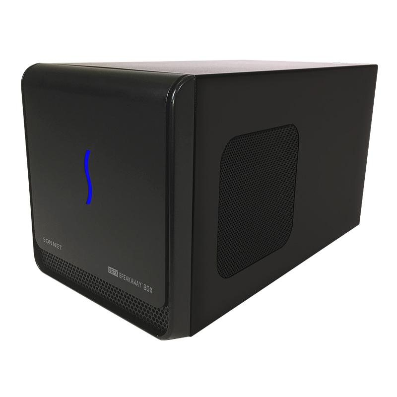 《在庫あり》SONNET Technologies eGFX Breakaway Box 550 (eGPU Expansion System) [GPU-550W-TB3]