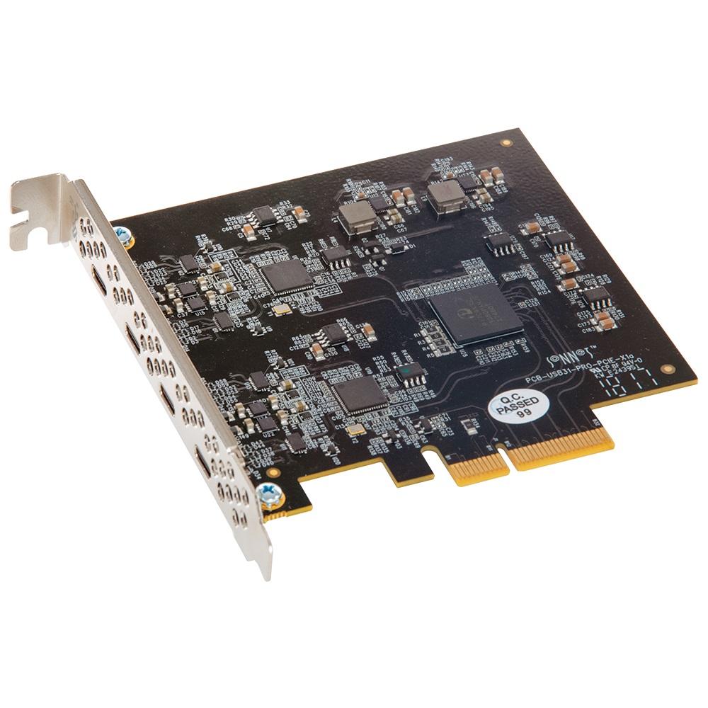 《在庫あり》SONNET Technologies Allegro USB-C 4-Port PCIe [USB3C-4PM-E]