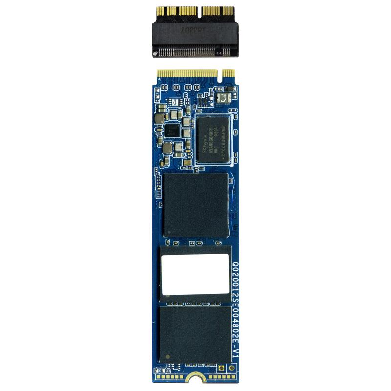 《在庫あり》秋葉館オリジナル Macmini 2014(PCIe SSD/Fusion Drive搭載モデル)専用 SSD 4TB [NVMeSSD-PCIe-4000-PH][NVMeSSD-PCIe-CON+]