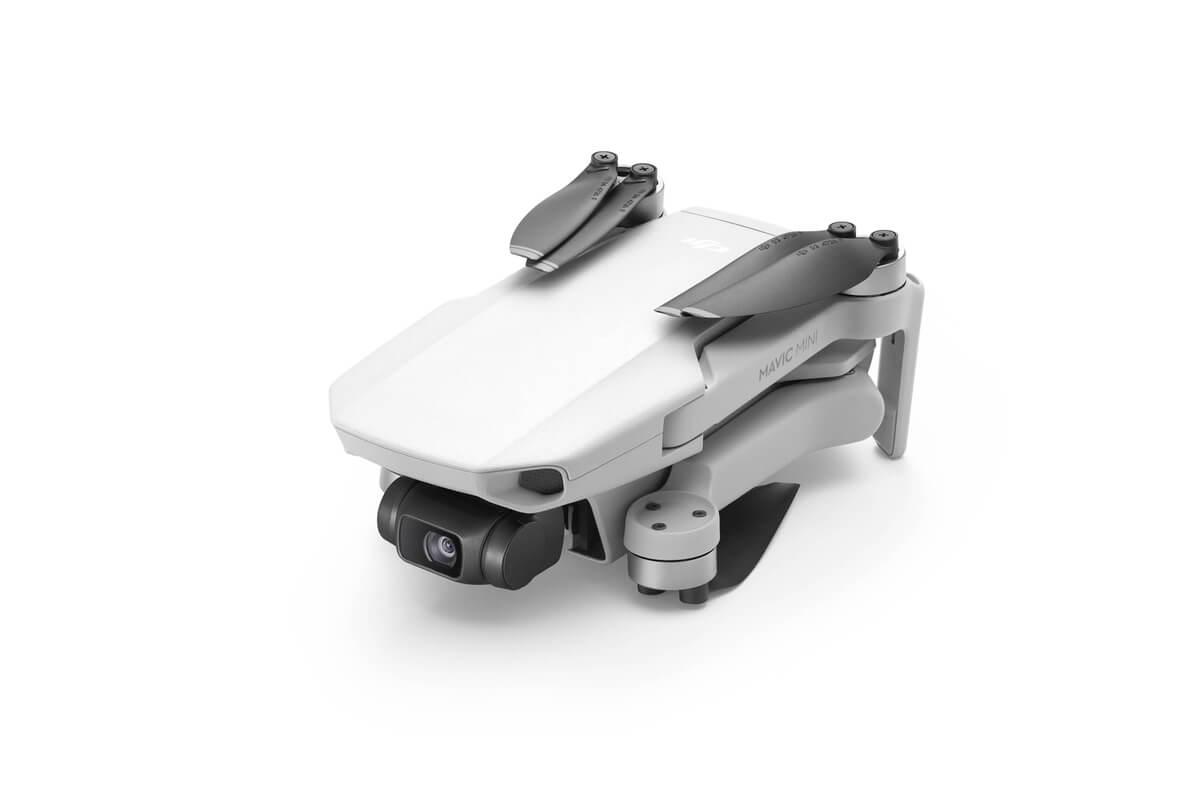 《お取り寄せ》DJI ディージェイアイ 折りたたみ式コンパクトモデル 空撮用カメラ搭載ドローン MAVIC MINI [mavic_mini]