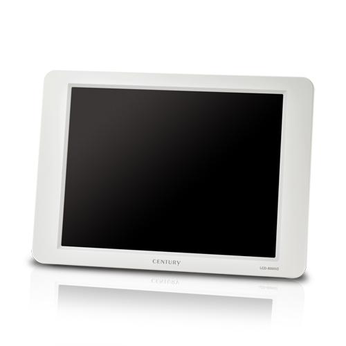 《お取り寄せ》CENTURY(センチュリー) plus one VGA入力仕様 カラーホワイト [LCD-8000V2W]【送料無料】