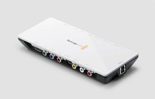 《在庫あり》Blackmagic Design Intensity Shuttle for USB 3.0 [BINTSSHU]