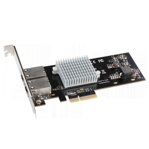《お取り寄せ》SONNET Technologies Presto 10GbE 10GBase-T [G10E-2X-E3]
