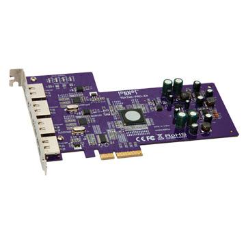 《在庫あり》SONNET Tempo SATA Pro 6Gb 4-Port [TSATA6-PRO-E4]