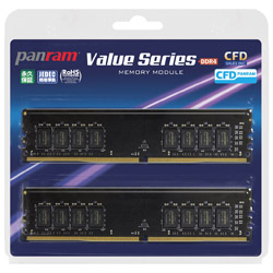 【送料無料】CFDW4U2400PS-8GC17 (288pin/DDR4-2400/8GBx2)
