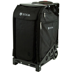 【送料無料】ZUCA ZUCA PRO Travel Black Black (ZUCAPROTRAVEL)