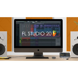 【新品】Image-Line Software FL STUDIO 20 Signature 音楽制作ツール [FL20-SB] (FL20SB)