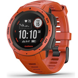 GARMIN(ガーミン) INSTINCT Flame Red 010-02064-32 Flame Red (0100206432)