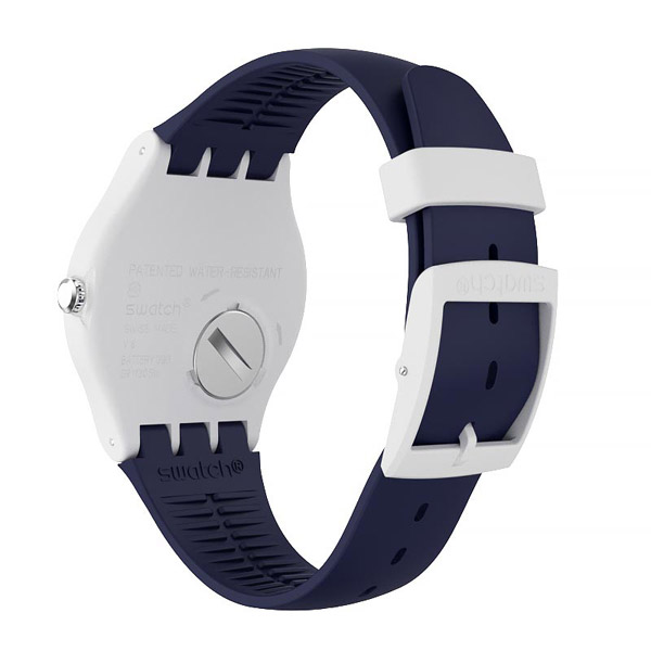 SWATCH SUOW156 SILIBLUE